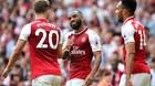 Bùng nổ phút chót, Arsenal đè bẹp West Ham
