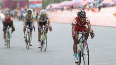 Giải xe đạp TH TPHCM: Lê Nguyệt Minh lần thứ 6 thắng chặng