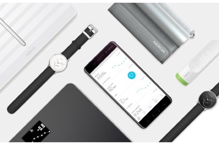 Samsung, Google 'tranh nhau' thâu tóm Nokia Health