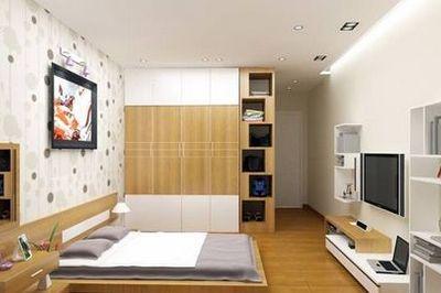 Cách chọn nội thất phòng ngủ trong căn hộ chung cư