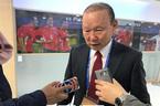 """HLV Park Hang Seo: """"U19 Việt Nam chỉ mạnh về tinh thần, chưa thể bằng U23"""""""