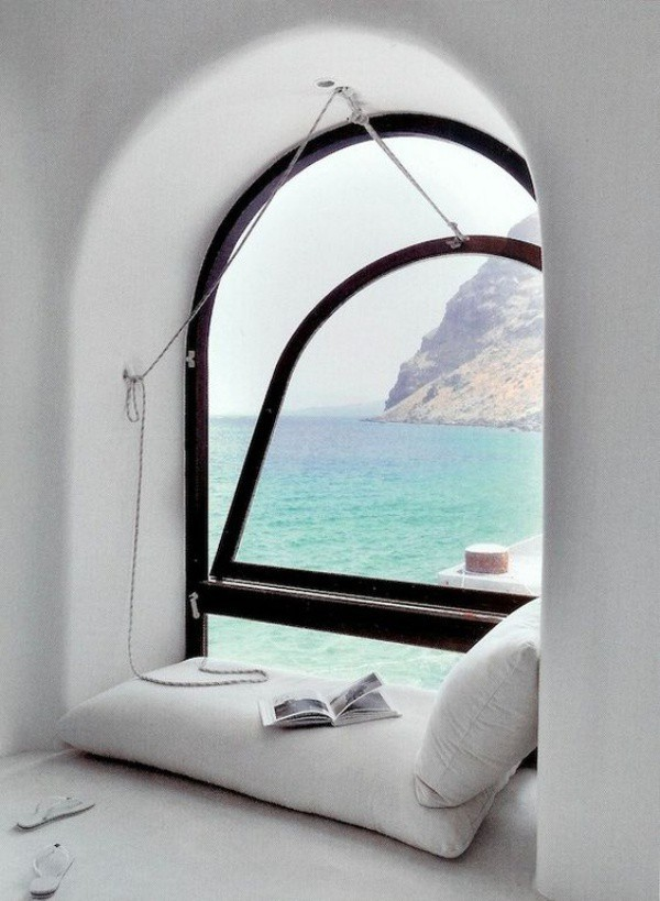 Nhà đẹp với những góc thư giãn nhỏ xinh