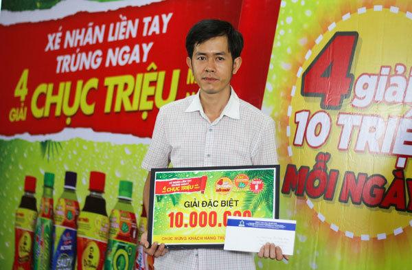 Uống Number 1 nhiều người trúng thưởng chục triệu