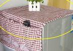 Cẩn thận với vị trí tủ lạnh trong phong thủy nhà bếp