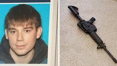 Mỹ ráo riết truy lùng tay súng khỏa thân bắn chết 4 người