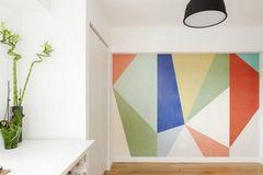 Nhà đẹp với phong cách tối giản, chỉ 77 mét vuông