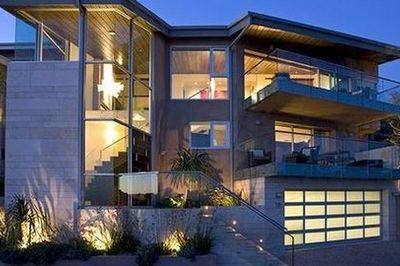 Nội thất nhà đẹp với xu hướng dùng đá ốp mặt tiền
