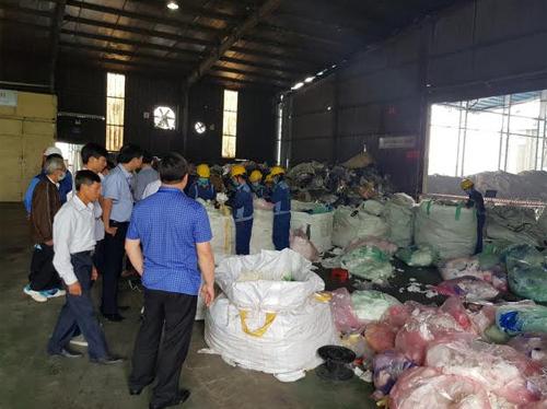 Thuận Thành EJS nâng cấp công nghệ bảo vệ môi trường