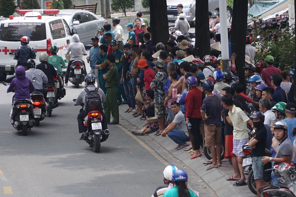 Nữ giáo viên bị đồng nghiệp sát hại giữa đường ở Sài Gòn