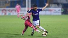 Bị Sài Gòn cầm chân, Hà Nội FC vẫn giữ ngôi đầu bảng
