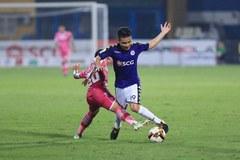 """Quang Hải lập cú đúp kiến tạo, Hà Nội FC thắng """"5 sao"""""""