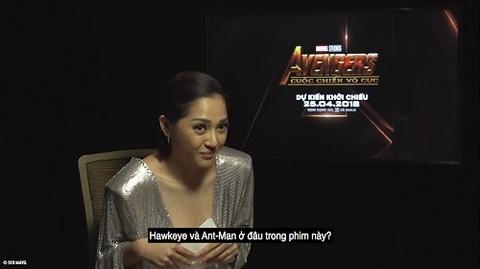 Bảo Anh Avengers