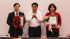 Hà Nội có Phó giám đốc sở 8X