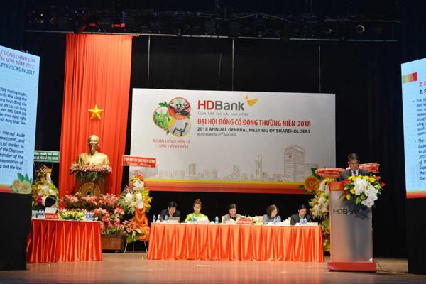 2017, HDBank đạt lợi nhuận 2.417 tỷ đồng