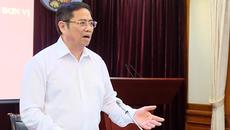 Đề xuất phó chủ tịch tỉnh là bí thư kiêm chủ tịch đặc khu