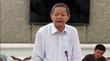 Phó chủ tịch UBND TP.HCM Lê Văn Khoa xin từ chức