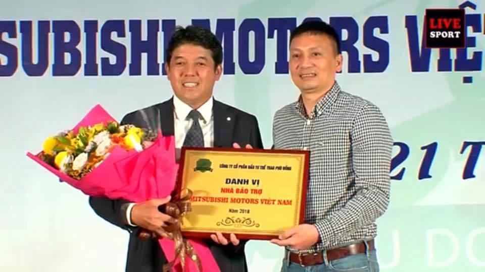 CLB 'chuẩn Nhật' tại Việt Nam khát tấm vé hạng Nhất