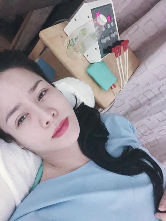 Nhật Kim Anh nhập viện sau khi bị tung tin ngoại tình