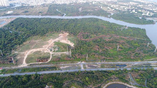 Huyện Nhà Bè nói gì về khu đất 32 ha ở xã Phước Kiển?