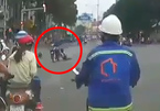 Cô gái bị tên cướp kéo lê hàng chục mét trên đường Sài Gòn