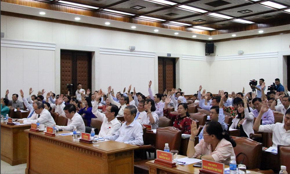 Miễn nhiệm Phó chủ tịch UBND TP.HCM Lê Văn Khoa