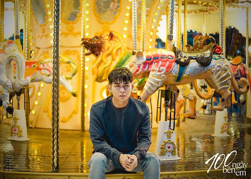 '100 ngày bên em' ngọt ngào tựa nhật ký tình yêu của Jun Phạm và Khả Ngân