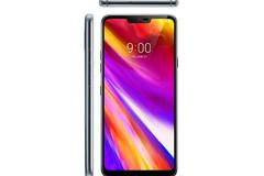 Ảnh chính thức LG G7: Camera kép cùng màn hình tai thỏ