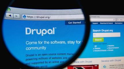 Lỗ hổng của Drupal bị lợi dụng để tấn công DDOS, đào tiền ảo
