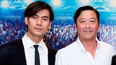 Nhan Phúc Vinh hạnh phúc được đóng phim với Lê Huỳnh Đức