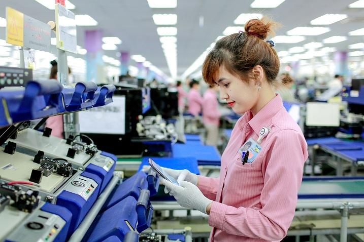 samsung,xuất khẩu,thu hút fdi,đầu tư nước ngoài,Bắc Ninh,Thái Nguyên