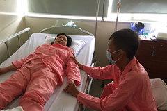 Chị Hồ Liễu Hương được bạn đọc giúp 150 triệu đồng ghép tim