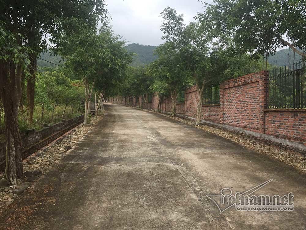 biệt phủ,Quảng Ninh,Vân Đồn,đất vàng