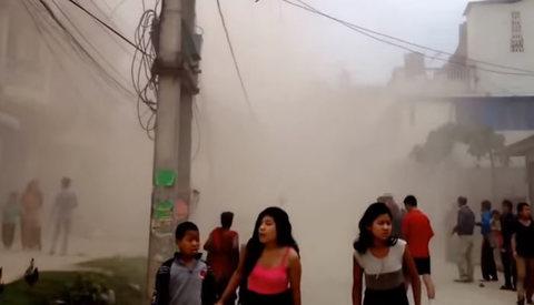 Động đất Nepal 25/4/2017