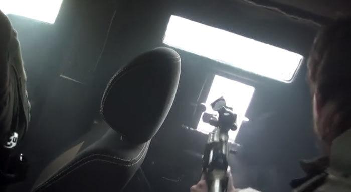 Xem đặc nhiệm Nga dùng robot tiêu diệt khủng bố