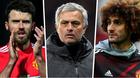 Mourinho vẽ kế hoạch chuyển nhượng MU hè 2018