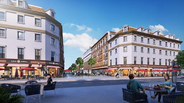 Shophouse Sun Plaza Grand World 'đắt' nhà đầu tư