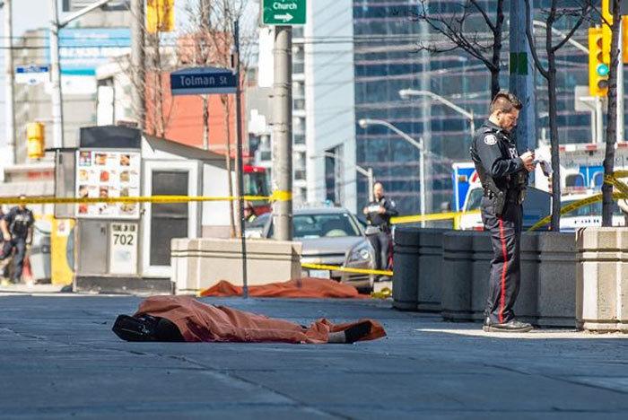 Thói quen lạ đời của kẻ lái xe điên đâm người hàng loạt ở Canada
