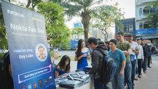 Tín đồ công nghệ nô nức tham gia Nokia Fan Day
