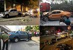 Xe bán tải liên tiếp gây tai nạn, lỗi kỹ thuật hay người lái?