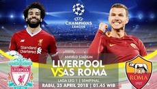 Trực tiếp Liverpool vs AS Roma: Sập bẫy ở Anfield