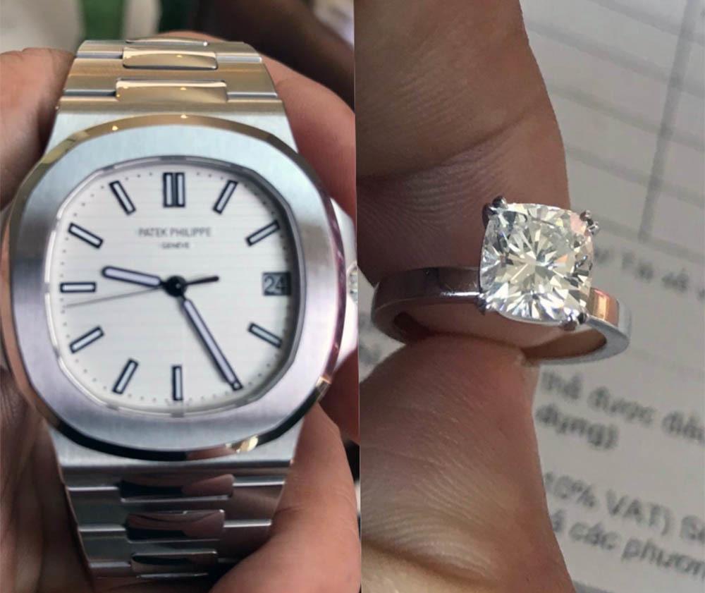 Bảo vệ chung cư cuỗm nhẫn kim cương, đồng hồ 'xịn' của cô gái 9X