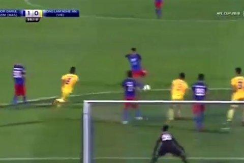 Johor Darul 1-0 SLNA: Chủ nhà mở tỷ số phút 36