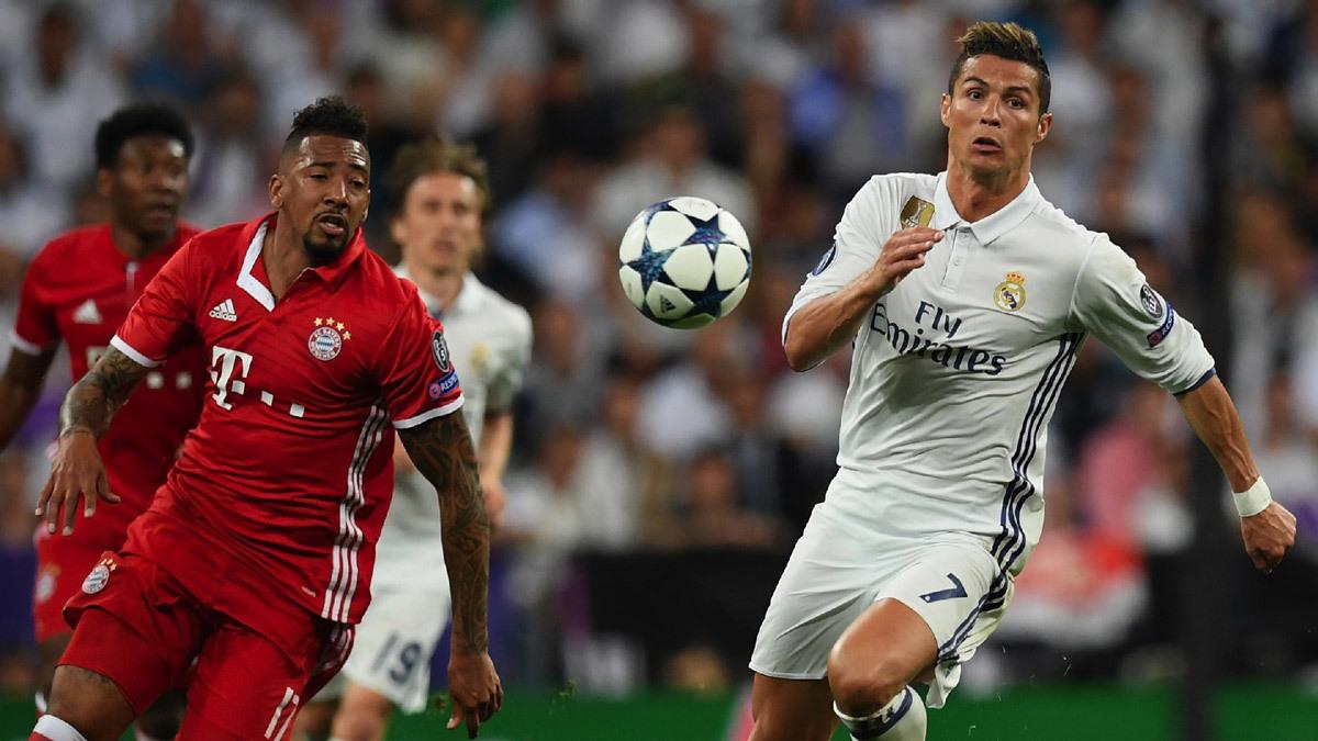 Bayern Munich quyết đấu Real Madrid: Ronaldo át vía 'Hùm xám'