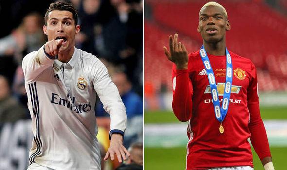 MU,Salah,Liverpool,Pogba,Real Madrid,Ronaldo