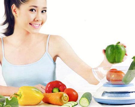 Giảm 7kg trong 2 tuần nhờ ăn kiêng kiểu Nhật