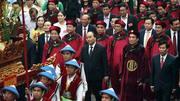 Thủ tướng dâng hương tưởng nhớ các vua Hùng