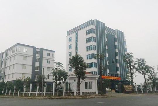 Trụ sở Ngân hàng Hợp tác chi nhánh Hưng Yên Ảnh: Tiền Phong