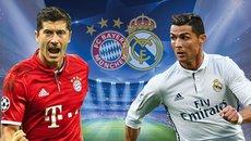 Xem trực tiếp Bayern Munich vs Real Madrid ở đâu?