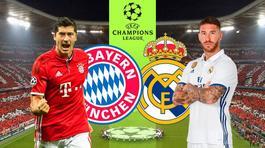 Bayern Munich vs Real Madrid: Nhà cái tin Hùm xám