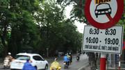 Hà Nội quyết không gỡ biển cấm taxi trên 11 tuyến phố